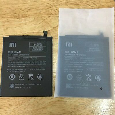 ... Original For Xiaomi Redmi Note 4 OEM 4000mAh BN41 Replacement Battery with Tools 2