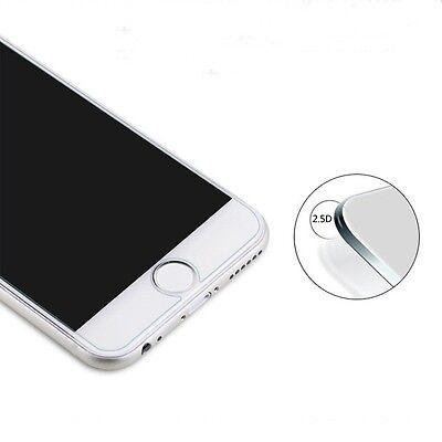 iPhone 6 7 8 S PLUS X XR XS MAX 5S SE 4 vitre protection verre trempé film écran 3
