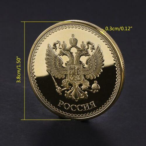 Golden Galloping Horse Commemorative Challenge Coin Collection Art Gift Souvenir