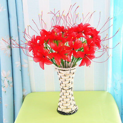 5Pcs 2.3M Nylon Stocking For Making Artificial Mesh Flower Arrangement Stamen 12
