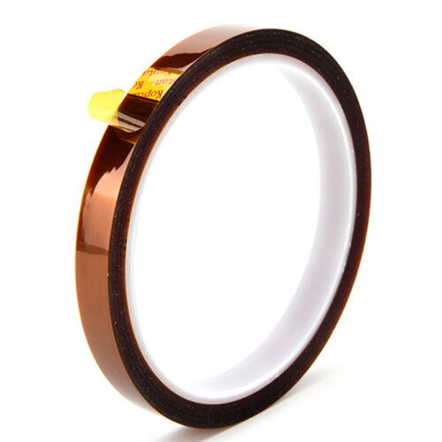 30 Meters Single Side Conductive Polyimide Tape Strip Adhesive Resist TapeNP