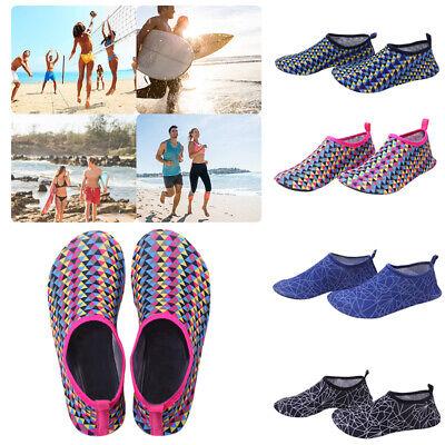 Mens Womens Diving Surf Socks Wetsuit Water Aqua Shoes Non-slip Swim Beach Shoes 2
