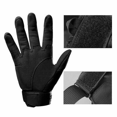 Full Finger Military Hard Knuckle Tactical Motorcycle ATV Hunting Combat Gloves 7