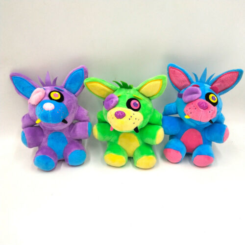 """Five Nights at Freddy's FNAF Horror Game Plush Doll Kids Plushie Toy 4.7"""" 7""""10"""" 8"""