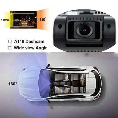 VIOFO Rotatable A119 Capacitor Novatek96660 OV4689 HD 720P Car Dash Camera GPS