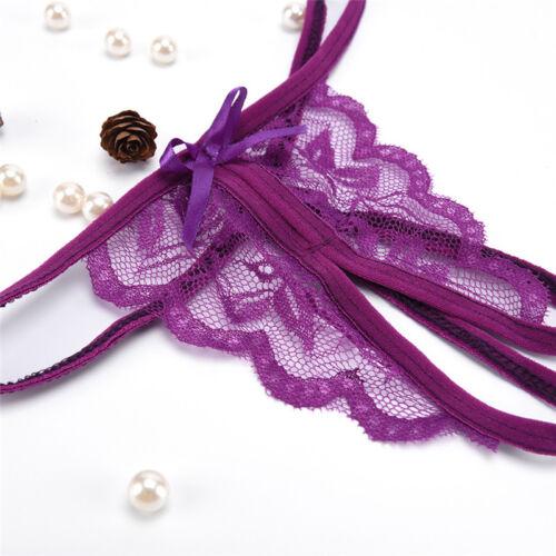Women Sexy Lingerie Babydoll G-String Lace Thong Underwear Nightwear Hot nice &l 11