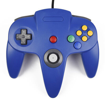 N64 / SNES / NES USB Wired Gaming Controller Pad Joystick For PC LAPTOP MAC 11