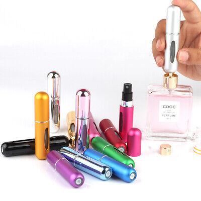 Perfume ATOMISER Refillable Aftershave ATOMIZER TRAVEL BOTTLE MINI Pump SPRAY 9