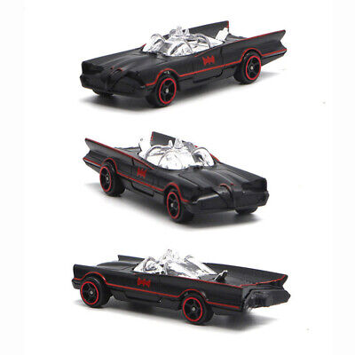 Set of 7 Batman Batmobile /& LKW Modellauto Schwarz Spielzeug Model Sammlung