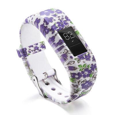 Replacement Band For GARMIN VIVOFIT JR JR2 JUNIOR Fitness Wristband Bracelet 11