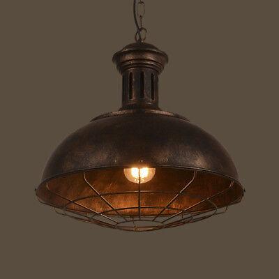 HANGING BARN PENDANT Light Rustic Kitchen Dining Room ...