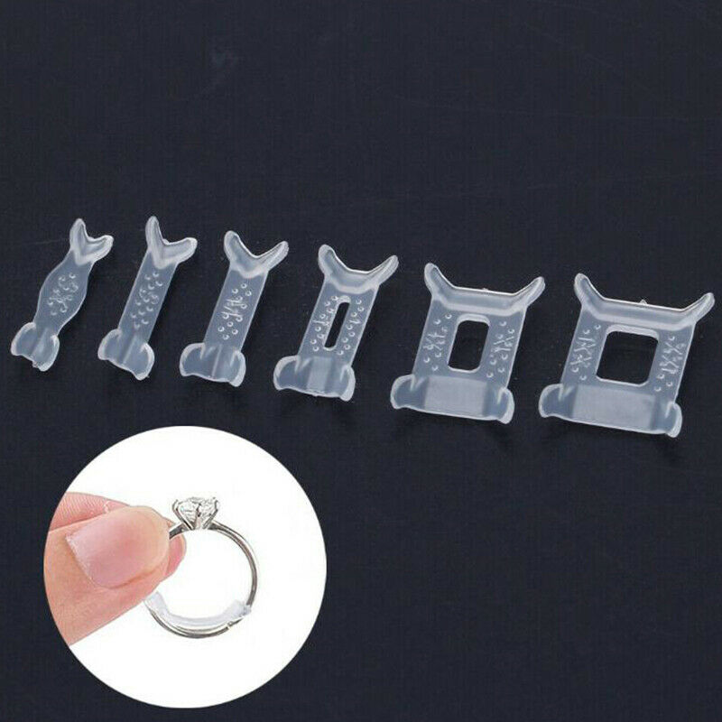 12x Invisible Ring Size Adjuster for Loose Ring Size Reducer Spacer Ring GuarLD 2