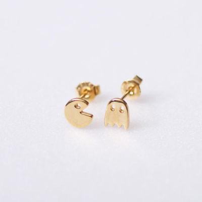 Fashion Women's Girl 925 Silver Sterling Earrings Cute Ear Stud Jewelry Gifts 4