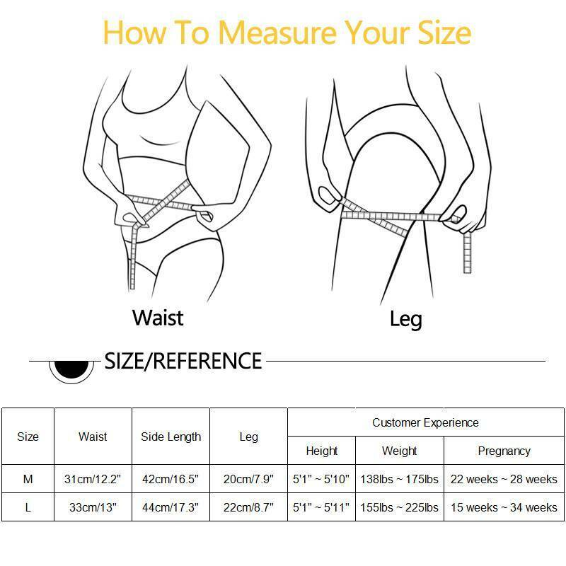 Women Maternity Shapewear Abdomen Support Panty Pregnancy Body Shaper Underwear 2