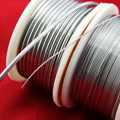 63/37 0.5mm-2.0mm 50g/100g Rosin Core Welding Tin Lead Solder Iron Wire Reel