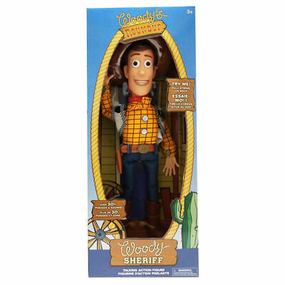 Toy Story Sheriff Woody Jessie Doll Kid Baby Soft Talking Action Figures Toy 5