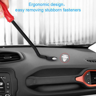 Car Door Panel Remover Upholstery Molding Trim Clip Fastener Plier Removal Tools 2