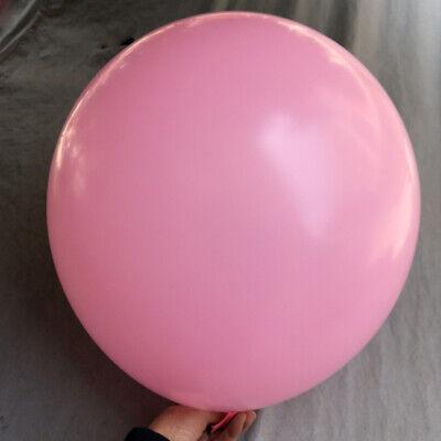18inch Colorful Big Latex Balloons Wedding Balloon Birthday Party Decor 10