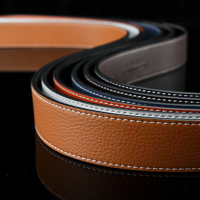 Luxury Womens Designer Leather Belts For Women Ladies Girls Belt Gold Colour 6
