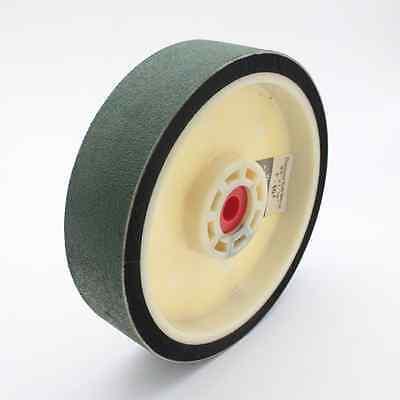"8""x1"" 60Grit Lapidary Rock Grinder Polisher Diamond Resin Soft Grinding Wheel 2"