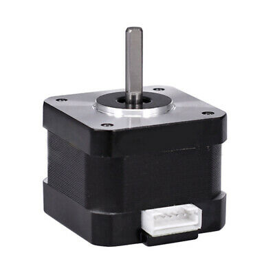 NEMA 17 Stepper Motor 12V 0.4A for CNC Reprap 3D Printer Extruder 36oz-in 26Ncm 9