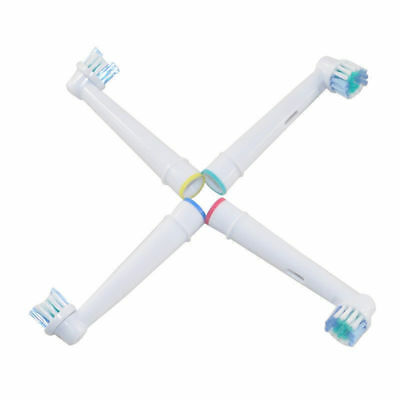 20 Pcs Precision Electric Toothbrush Replacement Brush Heads For Oral B Braun D@ 3