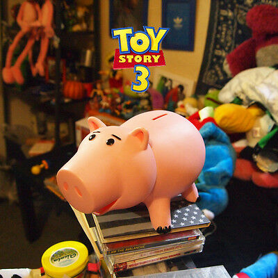 Toy Story Hamm Figure Coin Bank Money Box Piggy Bank Toy New Xmas Gift No Box