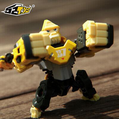 52Toys BeastBOX BB-12 Robotic Spider Darknet Transforming Action Figure MISB