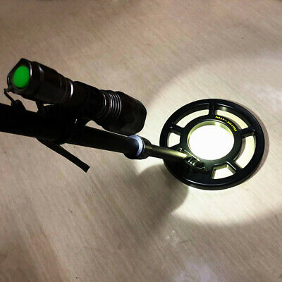 Metal Detector Detecting PIN POINTER Flashlight Holder Mount Torch Clips Clamp 12