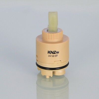 1p 20/35/40mm Ceramic Disc Cartridge Water Mixer Faucet Valve Kitchen Basin Sink