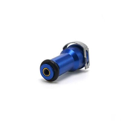 /> 14mm EV1 60mm Fuel Injector 2200cc 210lb Adapter Hats w// Filters Short