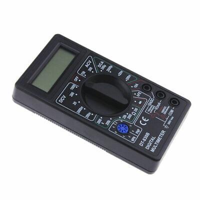 Tester Multimetro Digitale Puntali Volt Ampere Dt-830B 2