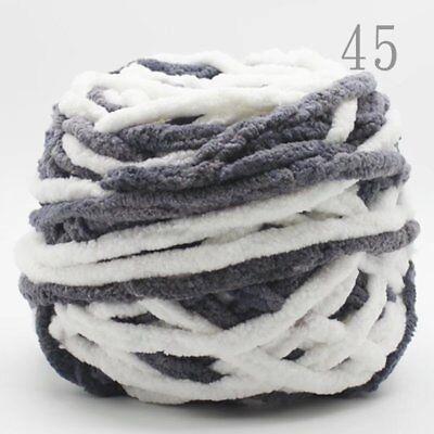 SALE Skeins 100G Super Soft Smooth DIY Chunky Yarn Crochet hand Knitting Wool 5