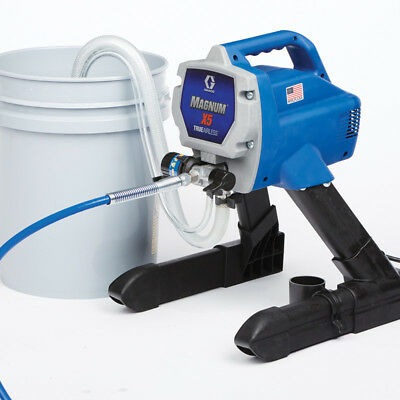 Graco Magnum X5 Electric Airless Paint Sprayer 262800 Refurbished 4