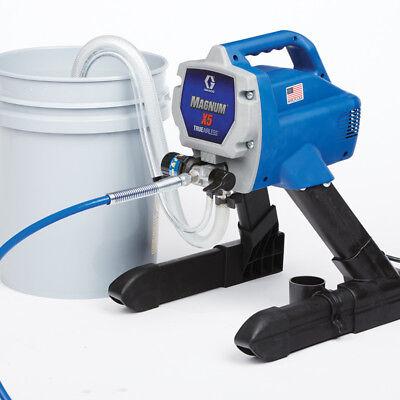 Graco Magnum X5 Electric Airless Paint Sprayer 262800 Refurb w/ 1-year Warranty 4