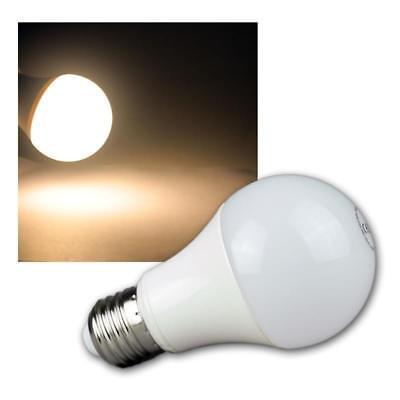 """DEL ampoule e27 /""""g40 AGL/"""" blanc chaud 320 lm 230v//5w ampoule ampoules Poire"""