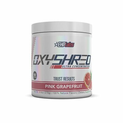 Ehplabs Oxyshred Ehp Labs Oxy Shred Thermogenic Fat Burning.express New Look 5