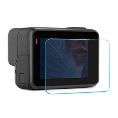For GoPro HERO 7 6 5 Black Protective Lens Cover Case Mount Screen Hard Film 2pc 4