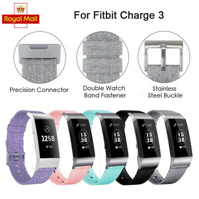 For Fitbit Charge 2 3 Blaze Tracker Alta HR Replacement Watch Wrist Strap Band 6