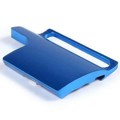 Blue CNC Top Backdoor Housing Clip Case Latch Lock Buckle for GoPro Hero 4/3+ 2