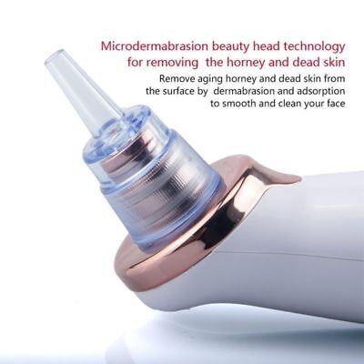 Electric Blackhead Remover Pore Vacuum Suction Dermabrasion Face Cleaner New【US】 8