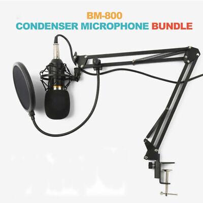 BM800/NW700 Condenser Microphone Kit Pro Audio Studio Recording & Brocasting Kit 2