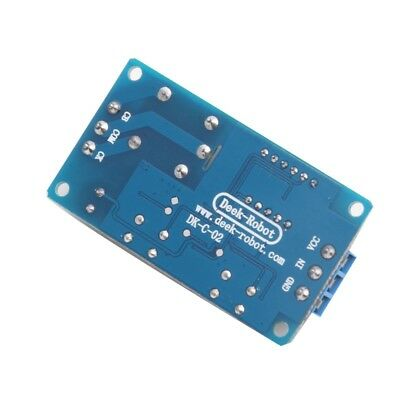 NEW 12VDC DELAY Timer Control Switch/Relay Module with LED Digital on