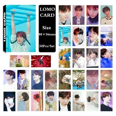 Lot of set KPOP Bangtan Boys Album Photocard Poster Lomo Card Photo Card 9
