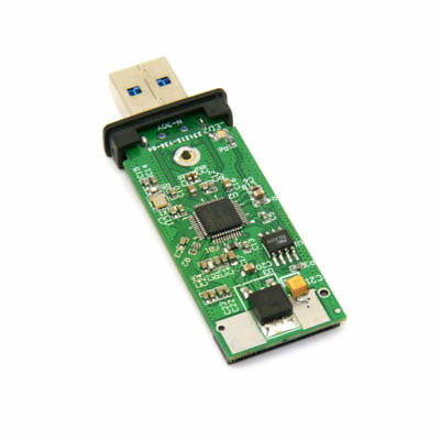 NGFF M2 SSD to USB 3.0 External PCBA Conveter Adapter Card Flash Disk Type 42mm 6