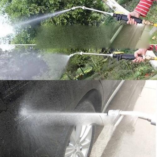 "19"" High Pressure Power Washer Spray Nozzle Water Gun Hose Wand Garden ToolRCCA 4"