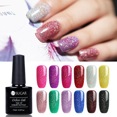 UR SUGAR Gel UV de Uñas Esmalte de Uñas Semipermanente Nail Art UV Gel Polish 7