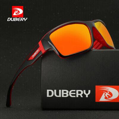 DUBERY Mens Womens Vintage Polarized Sunglasses Driving Eyewear Shades UV400 Hot 2