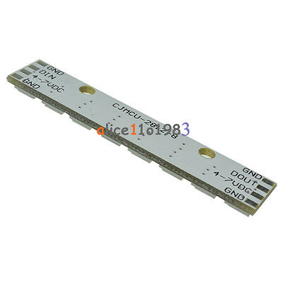 Ws2812 Ws2812b Ws 2811 5050 Rgb Led Lamp Panel Module 5v 8 Channel 8-bit Rainbow Led Precise For Arduino Black Board Tools