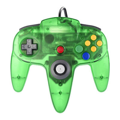 N64 / SNES / NES USB Wired Gaming Controller Pad Joystick For PC LAPTOP MAC 12